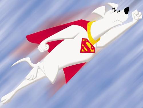 super flying dog