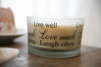 live well laugh often image
