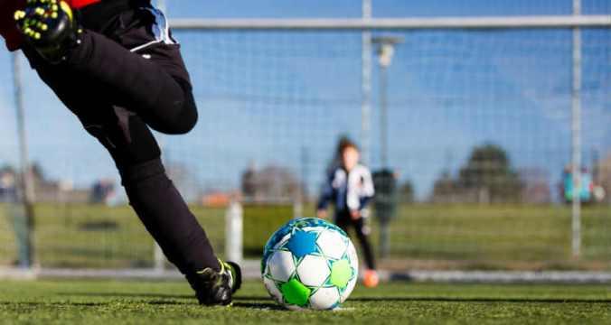 Goal Kicking adj